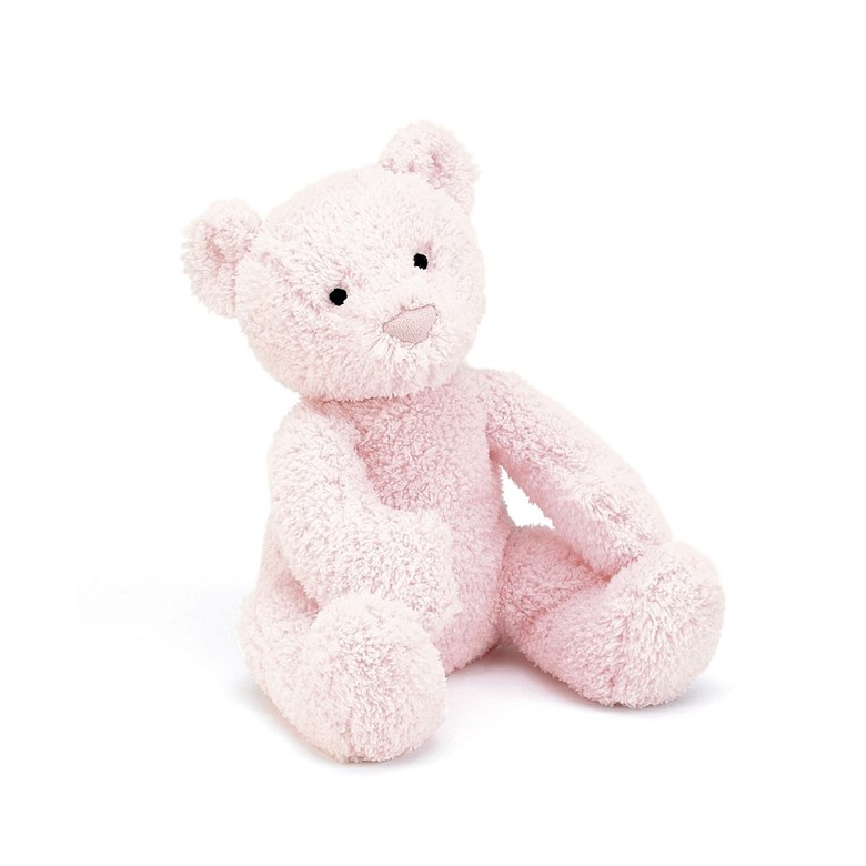 Bebe Pink Bear Soft Toy