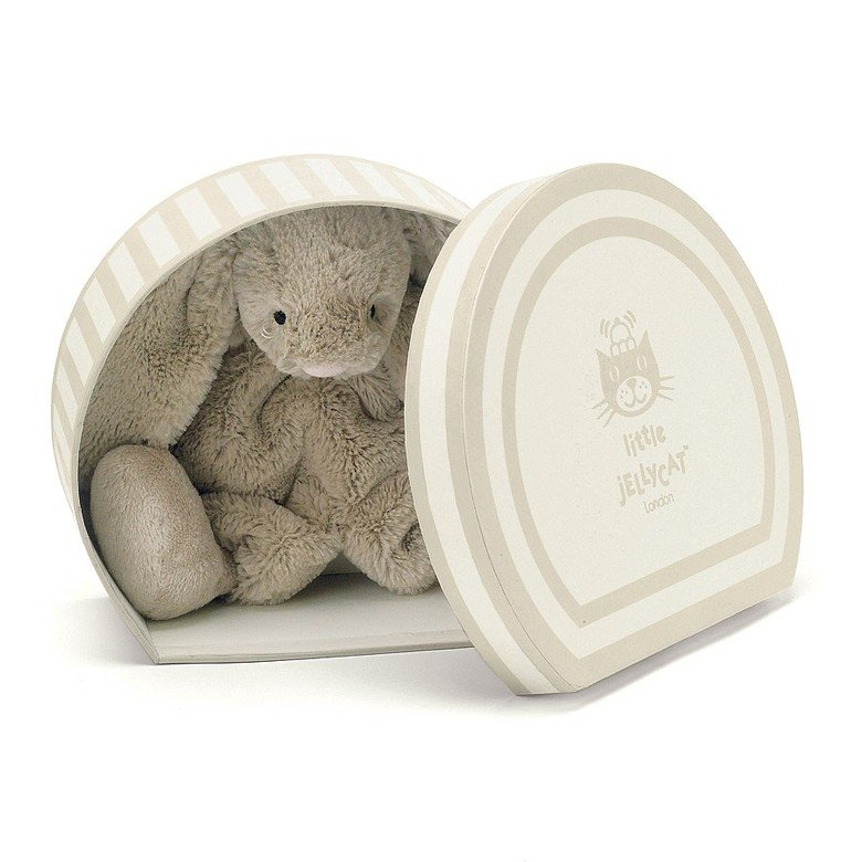 Boubou Beige Bunny Soother