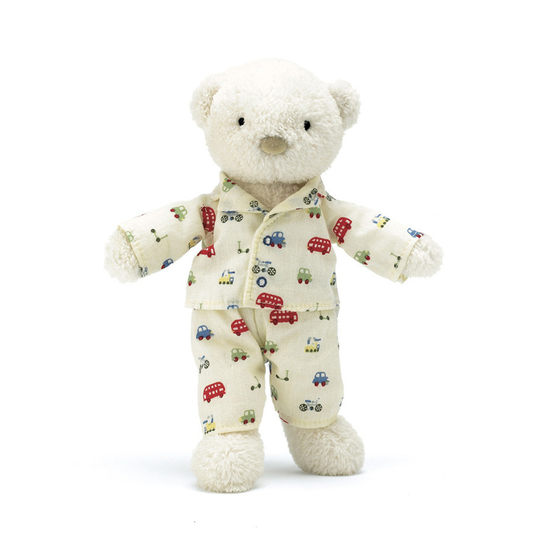 Bedtime Bear Soft Toy