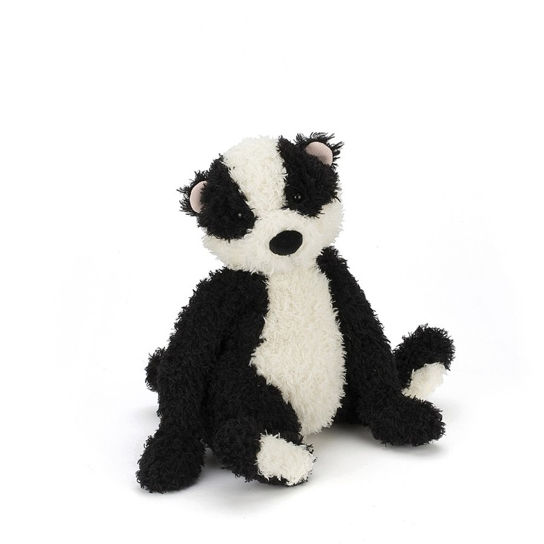 Bertie Badger Soft Toy