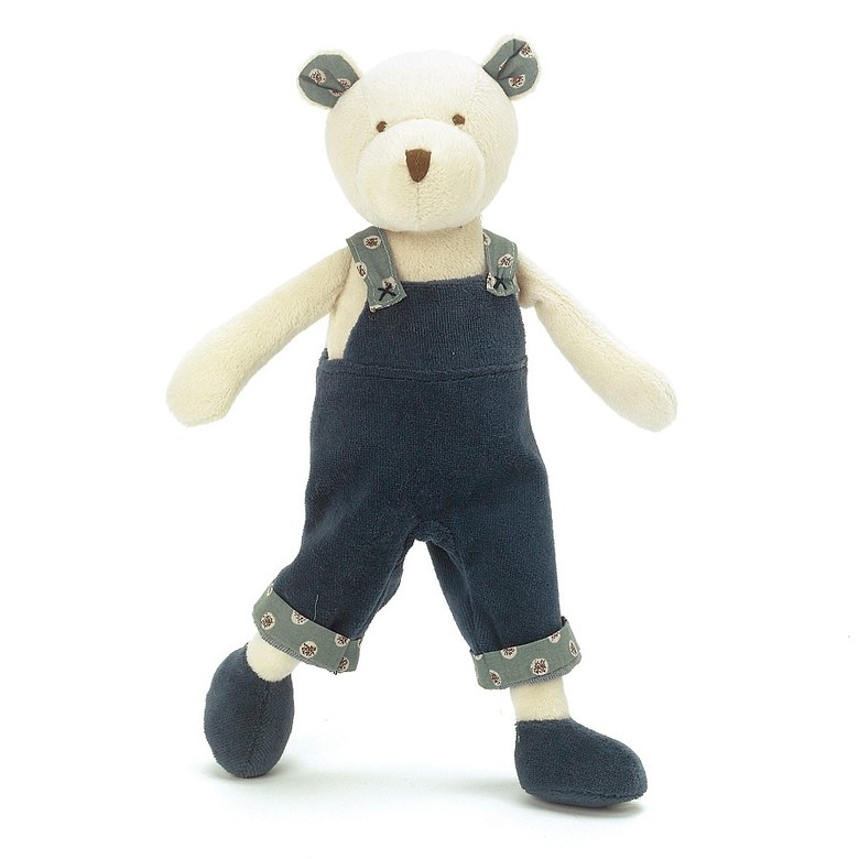 Bertie Bear Soft Toy
