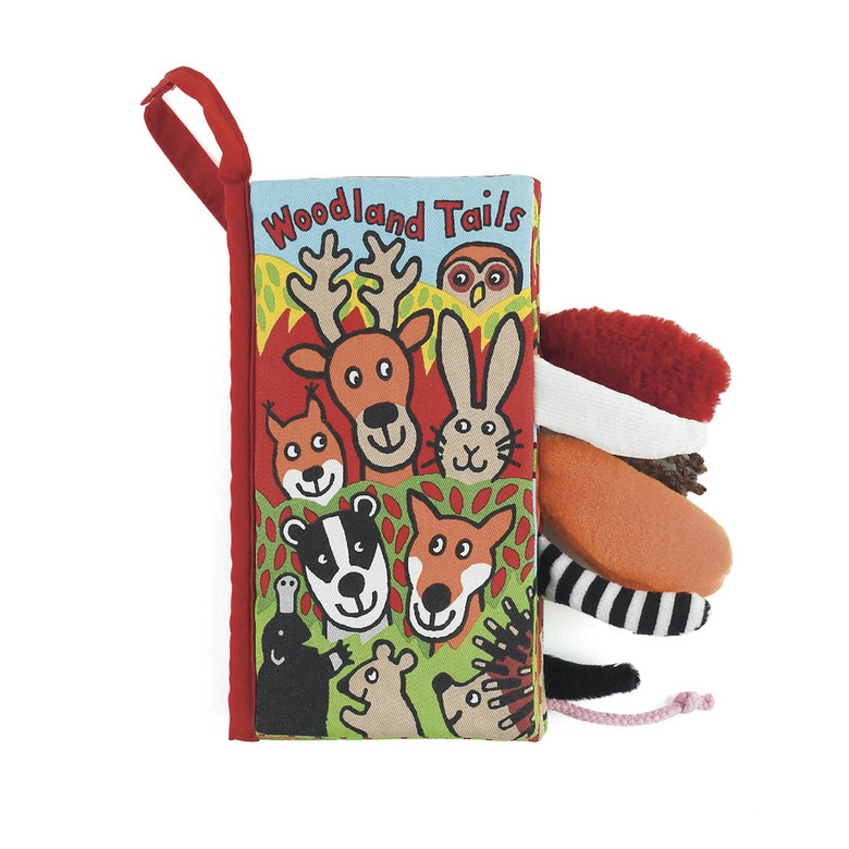 Woodland Tails Book