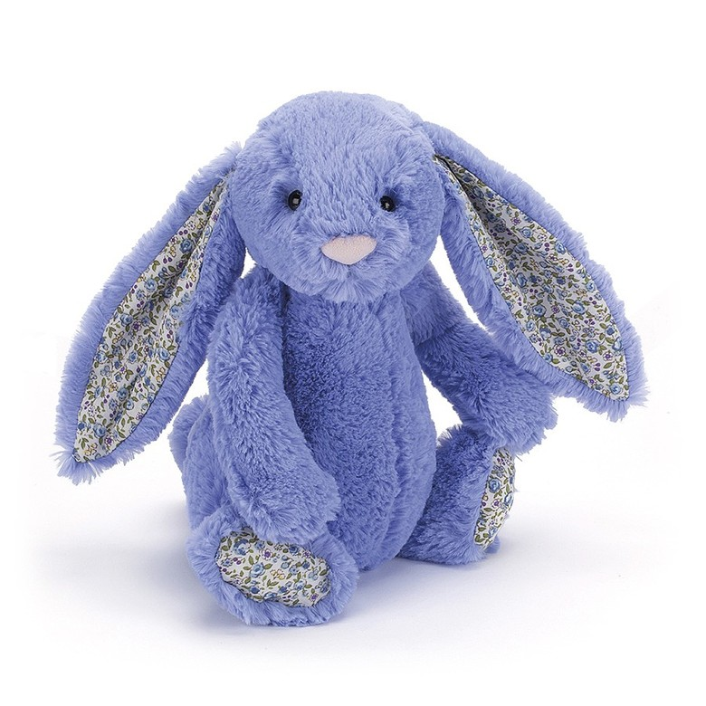 Blossom Bluebell Bunny Soft Toy