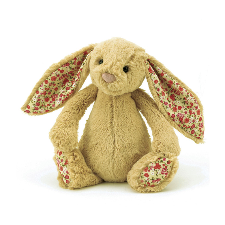Bashful Blossom Honey Bunny Soft Toy