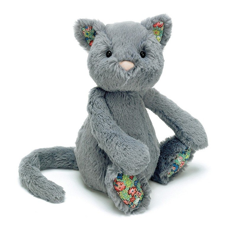 Blossom Kitten Soft Toy