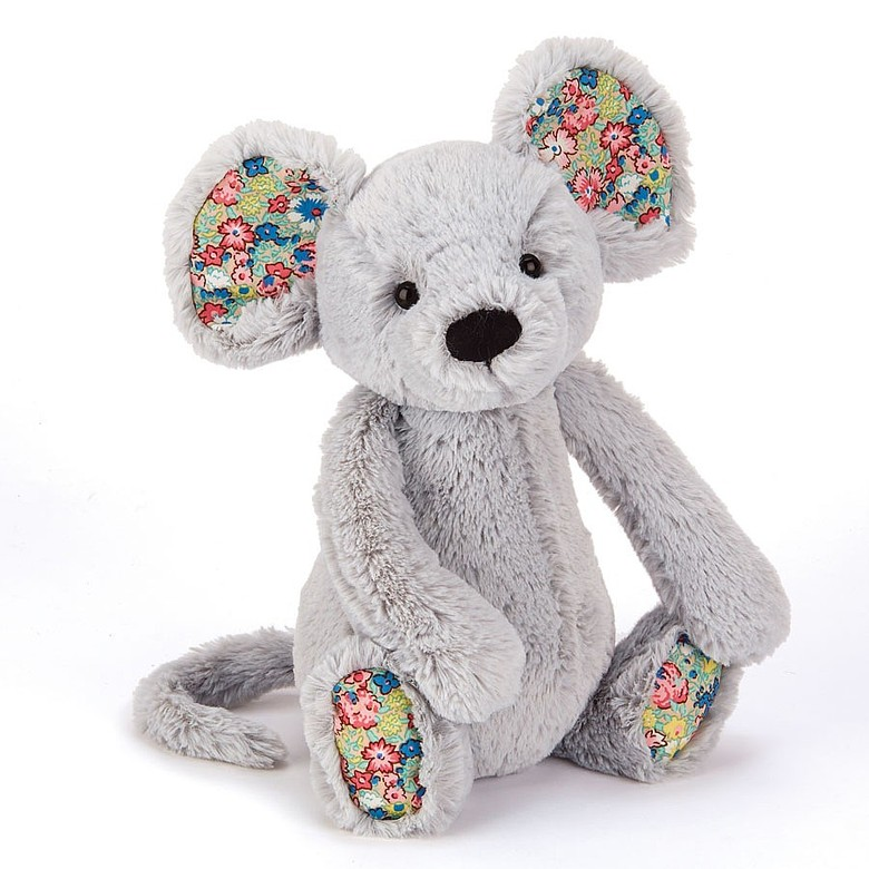 Blossom Mouse Soft Toy