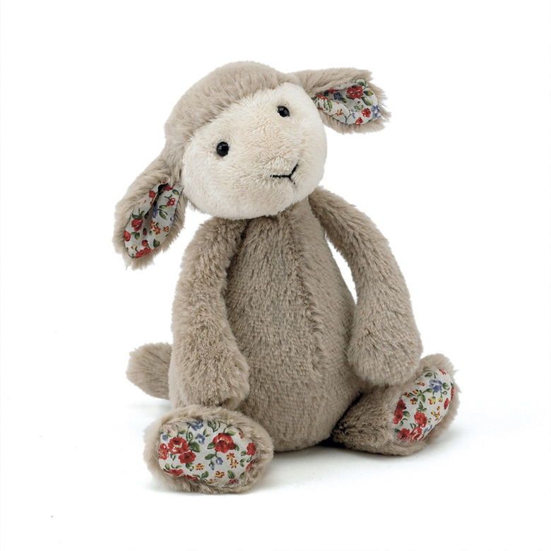 Blossom Bashful Beige Lamb Soft Toy