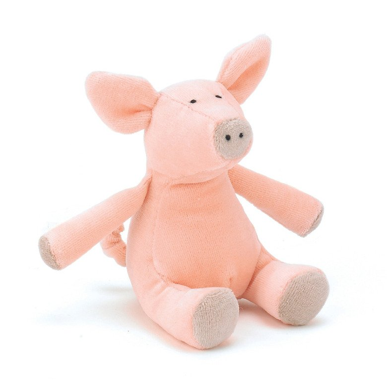 Barnyard Bunch Pig Soft Toy