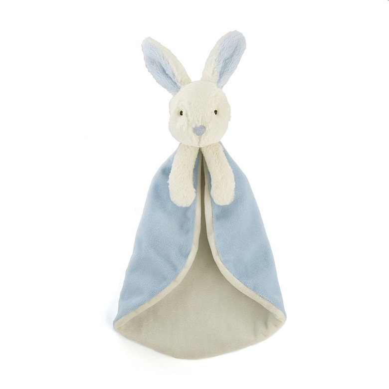 Bobtail Bunny Blue Soother