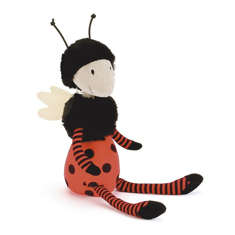 Bugbelle Ladybird Soft Toy