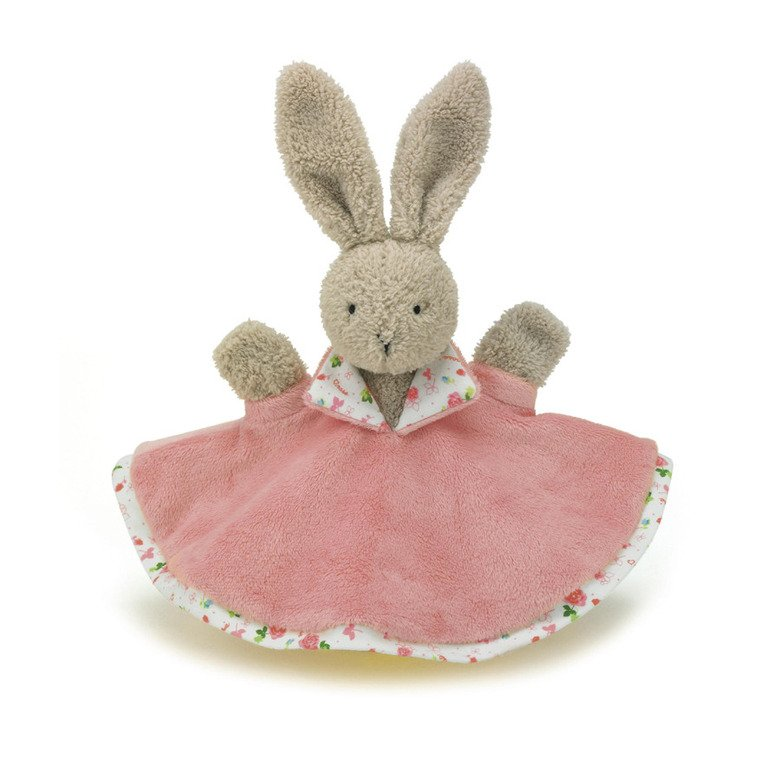 Beddy Bye Bunny Puppet Soother