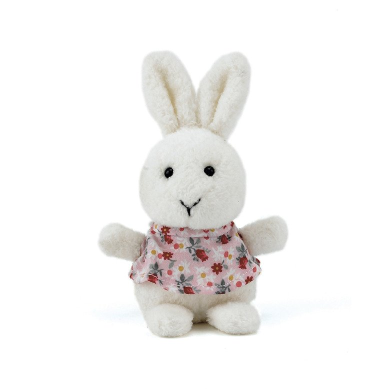 Cupcake Bunny Soft Toy