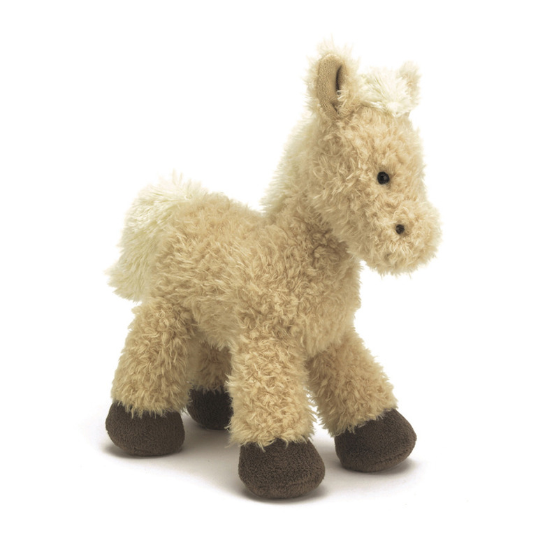 Caffuffle Palomino Pony Soft Toy