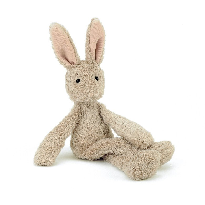 Chimboo Beige Bunny Soft Toy
