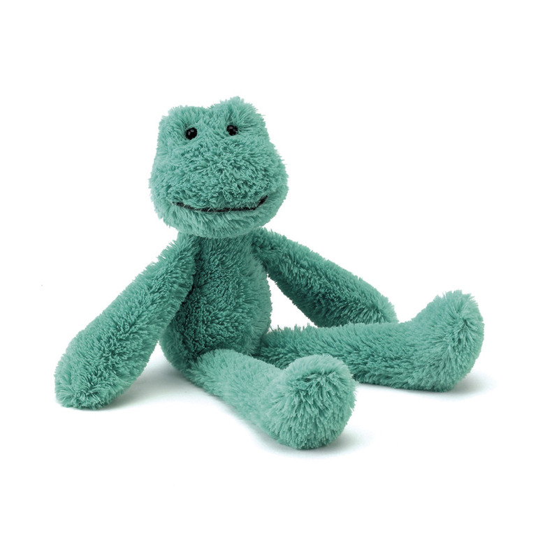 Chimboo Frog Soft Toy