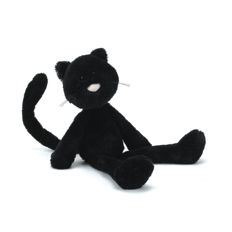 Chimboo Black Cat Soft Toy