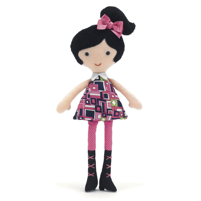 Carnaby Cutie Coco Soft Toy