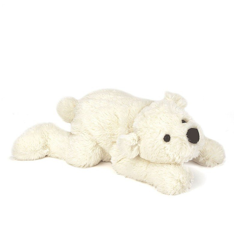 Chilly Polar Bear Soft Toy