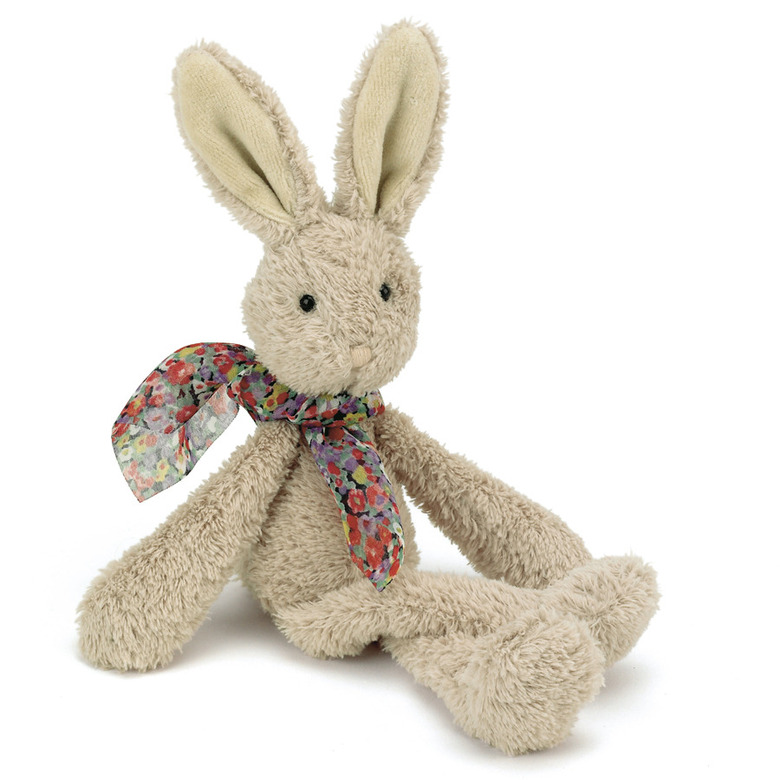 Chi-Chi Beige Bunny Soft Toy