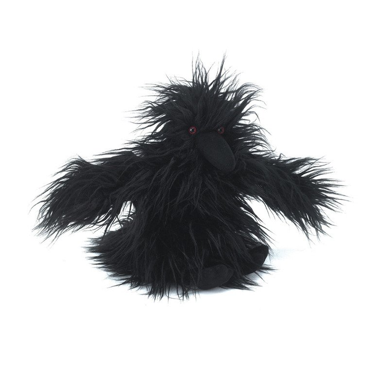 Charlie Crow Soft Toy