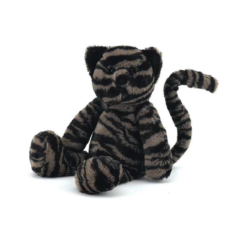 Cara Charismatic Cat Soft Toy