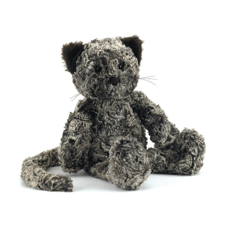 Catrin Charismatic Cat Soft Toy