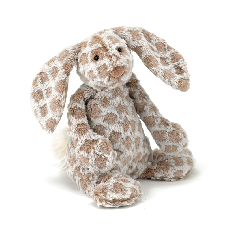 Chequer Bunny Soft Toy