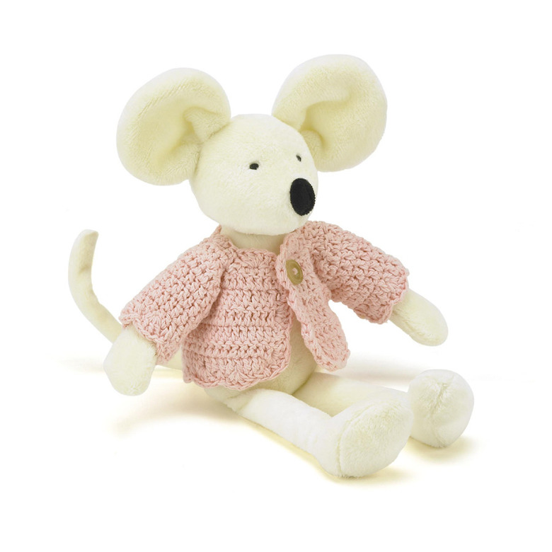 Croshetta Mouse Soft Toy