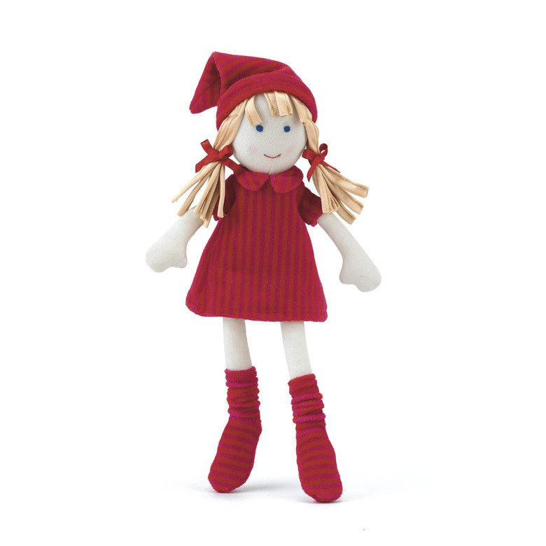 Ruby Doll Soft Toy