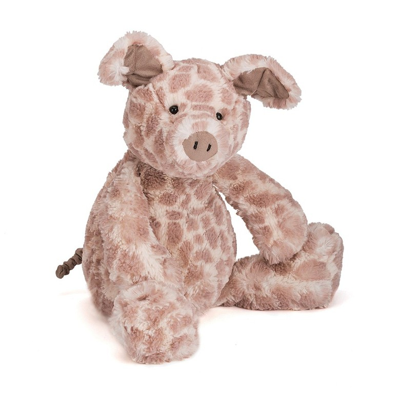 Dapple Piglet Soft Toy
