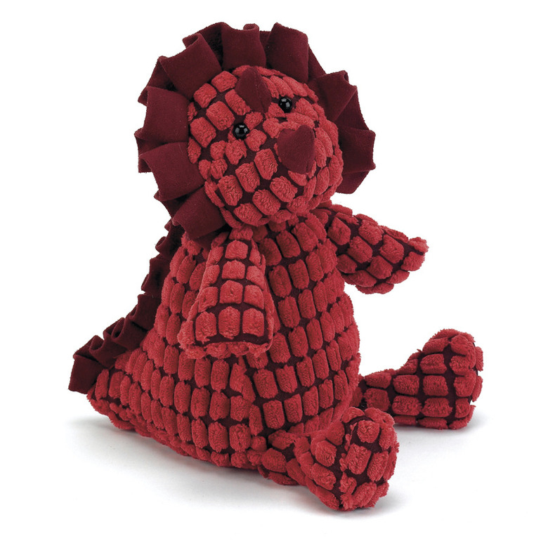 Dino Dappy Soft Toy