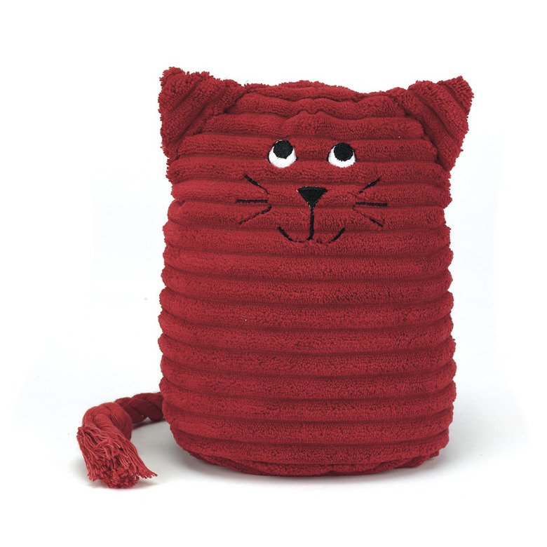 Doorstop Red Kitty