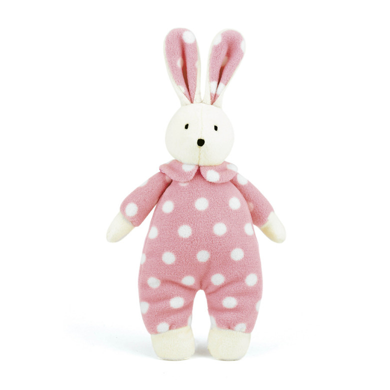 Dotty Pink Bunny Chime