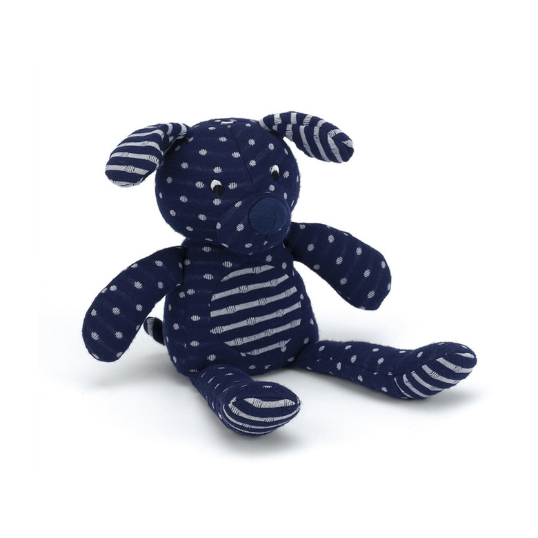 Dotty Spotty Puppy Rattle