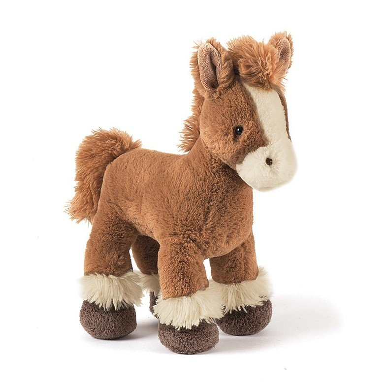 Fabulous Filly Chestnut Soft Toy