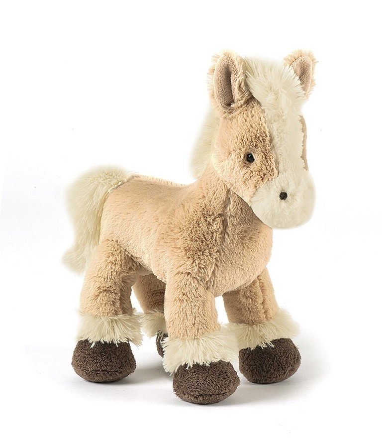 Fabulous Filly Palomino Soft Toy