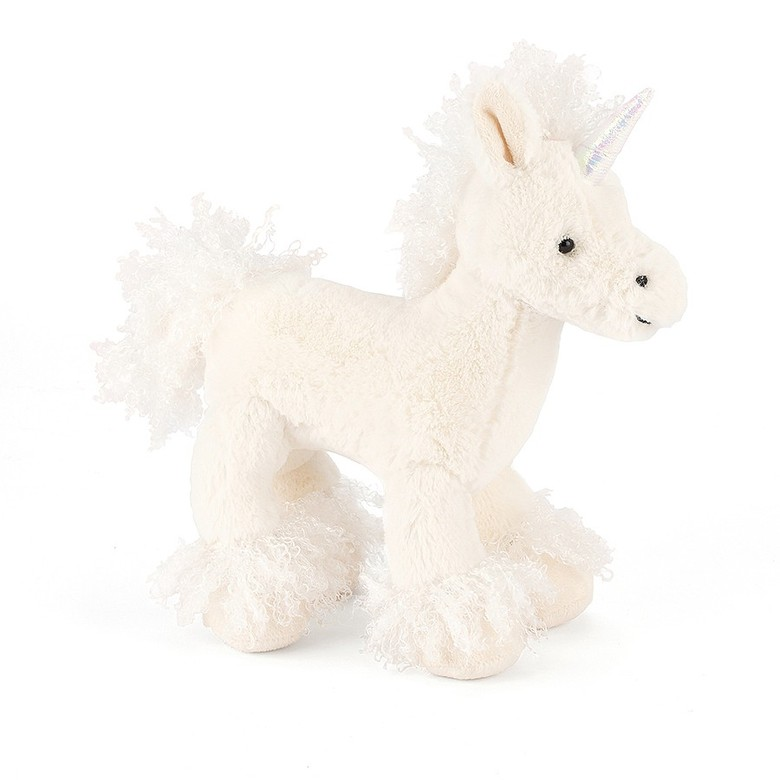 Fabulous Filly Unicorn Soft Toy