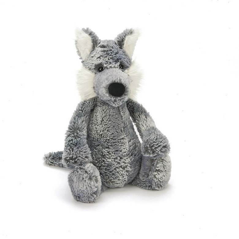 Willow Wolf Soft Toy