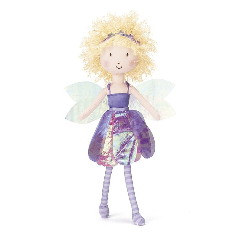Flutter Fairy Lizzie Soft Toy