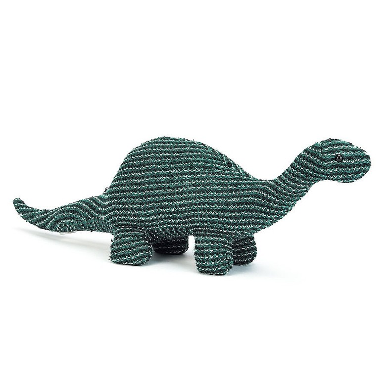 Fantastic Jurassic Green Soft Toy