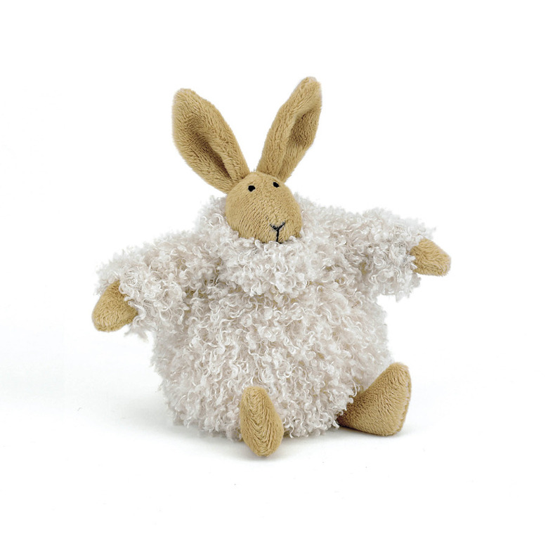 Fluffernutter Bunny Soft Toy