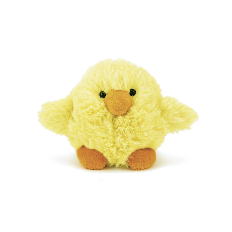 Fluff Puff Chick Soft Toy