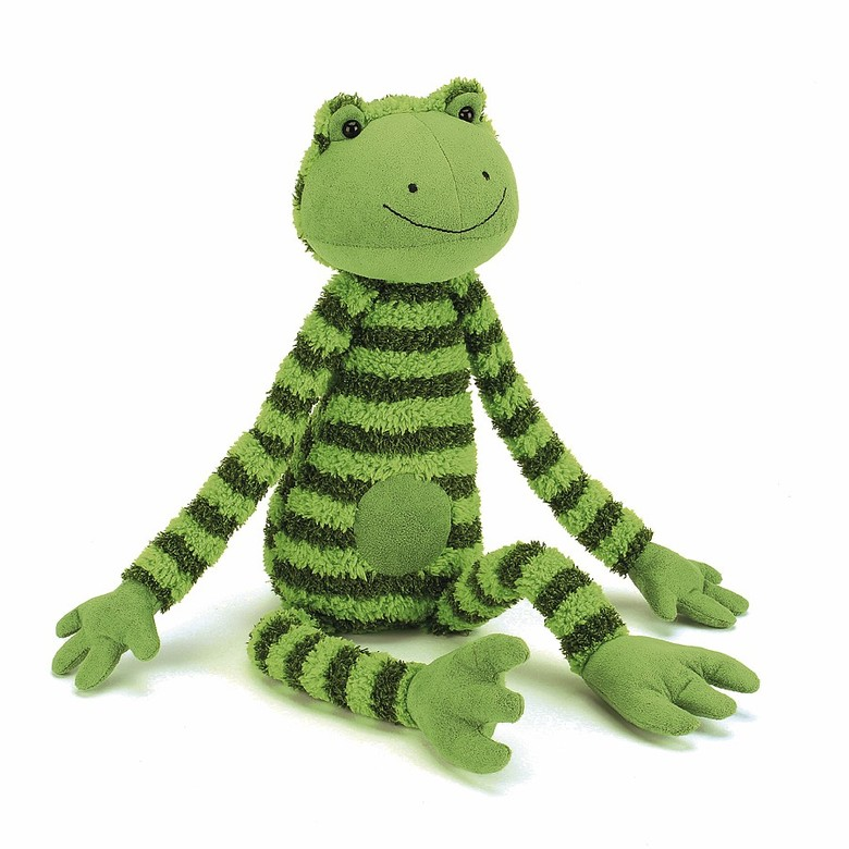 Frederick Frog Soft Toy