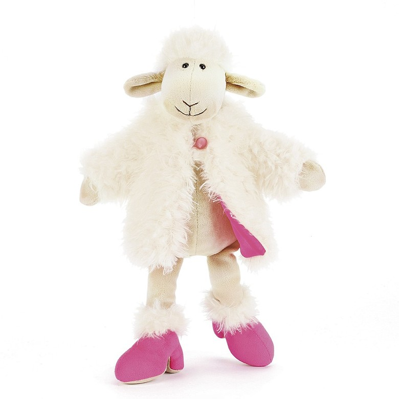 Furcoat Sheep Soft Toy