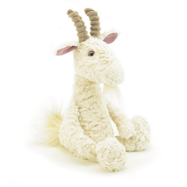 Furryosity Goat Soft Toy