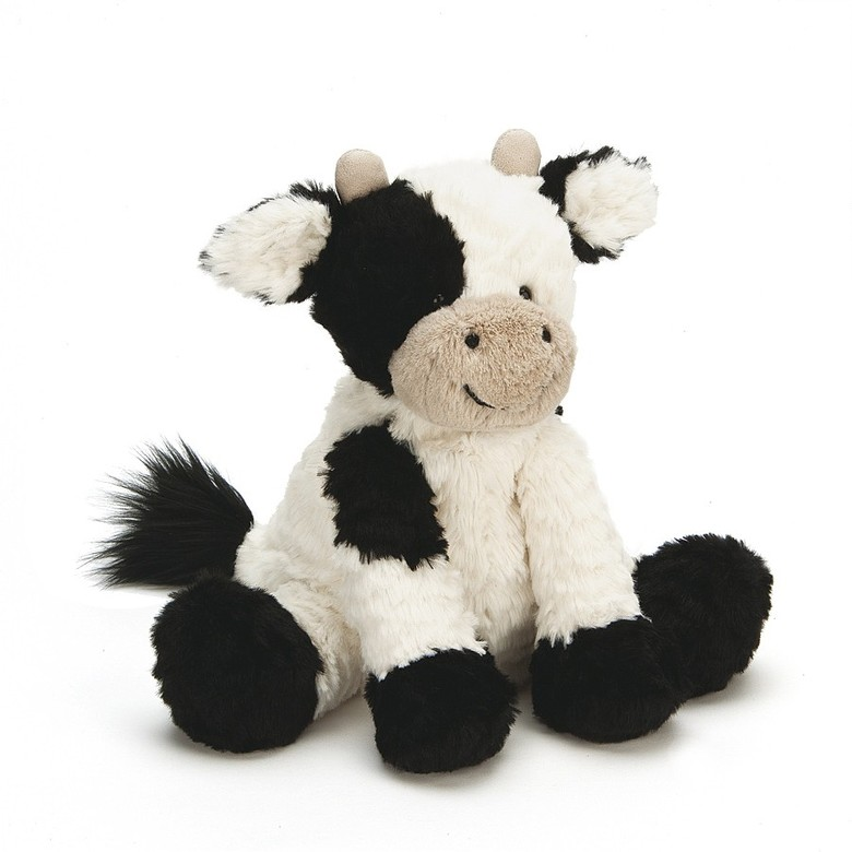 Fuddlewuddle Calf Soft Toy