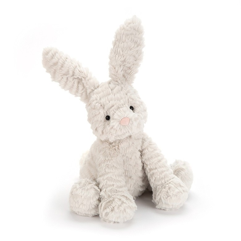 Fuddlewuddle Grey Bunny Soft Toy