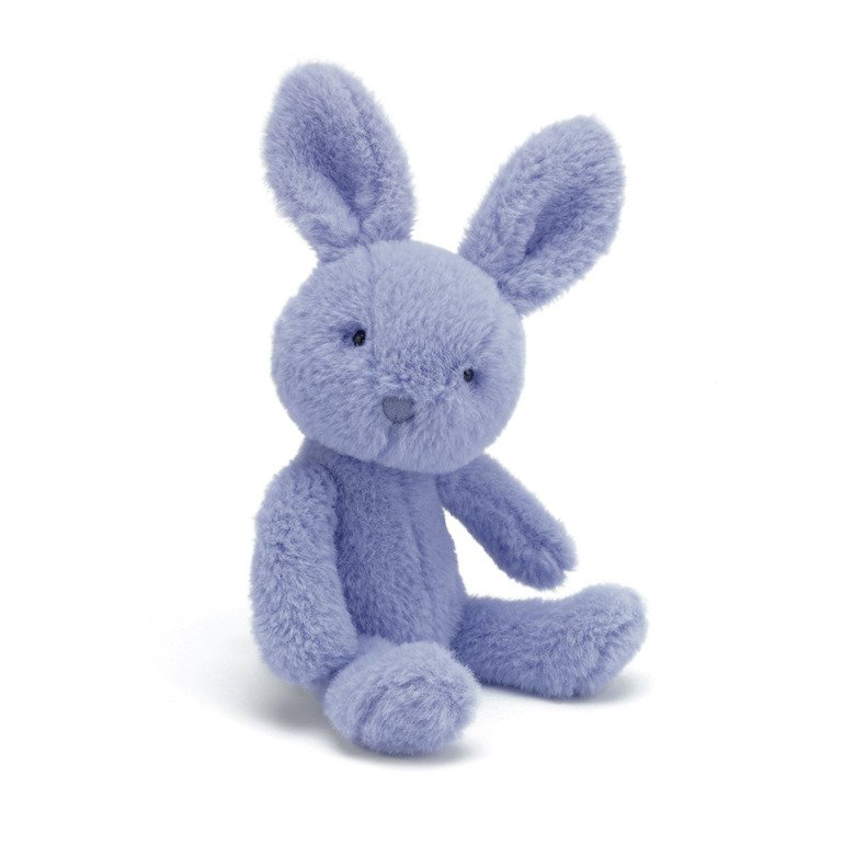 Garden Bluebell Bunny Soft Toy