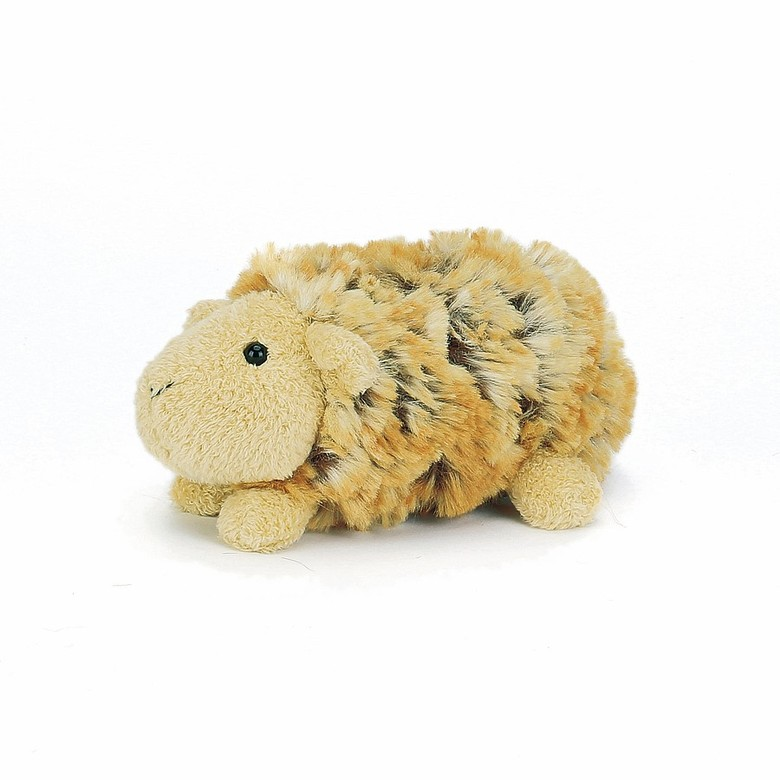 Gorgeous Curly Guinea Pig Soft Toy