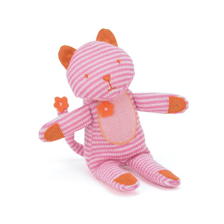 Giggling Kitty Soft Toy